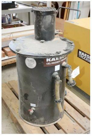 Unikalne Separator Oleju - woda sprężarka - olej Kaeser , kompresor TS86