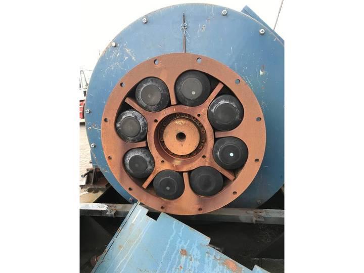 A. van Kaick 3.550 kVA Alternator - 10.000V - DPX- - 1988 - image 5