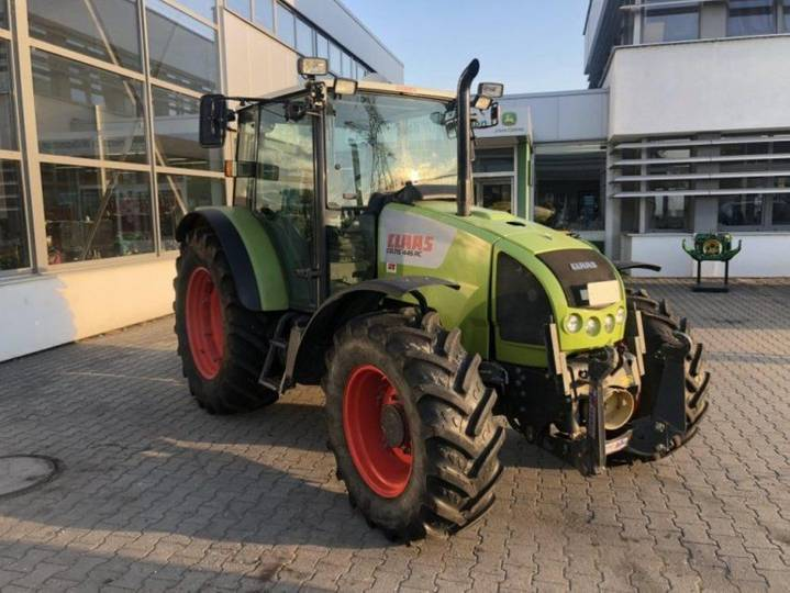 Claas celtis 446 rc - 2004