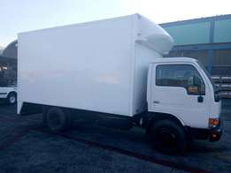 Trucks for hire and removals
