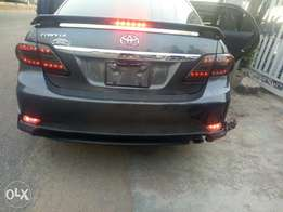 2010 Toyota Corolla Sports with Reverse Camera and leather interior