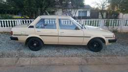 Toyota corolla baby Cressida 1985 to swap for why...
