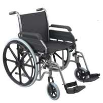 Deluxe Manual Wheelchair
