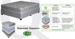 Double Bed - Supreme Support