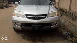 Cheap Tokunbo 2004 Acura MDX...