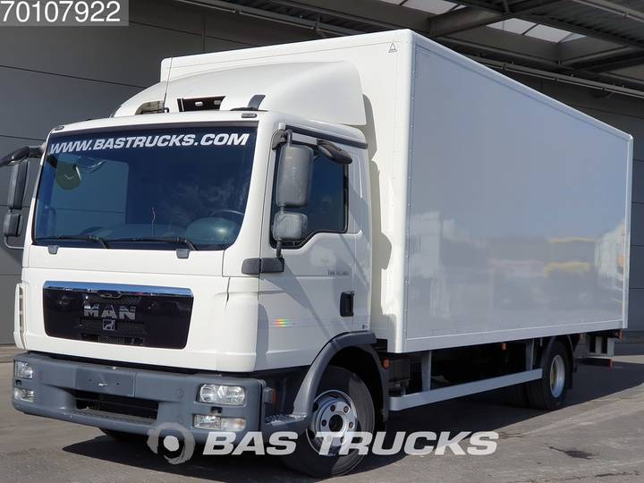 MAN TGL 12.180 C 4X2 90.000KM! Perfect-condition! Euro 5 - 2012