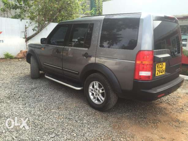 Discovery 3 TDV6 HSE Leather Double Sunroof 3000cc Diesel dicovery 4 Nairobi CBD - image 3