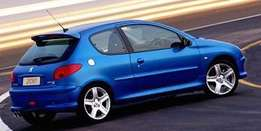 Peugeot 206 GTi wanted