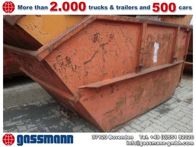 - Absetzcontainer - 2007