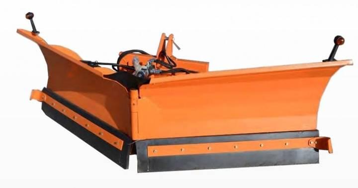 KLEIN SNEEUWSCHUIF  V model snow plough