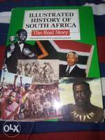 Illustrated History of South Africa book