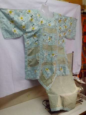 Ready-made ladies embroidered outfits from West Africa Nairobi CBD - image 4