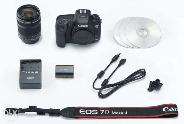 Canon EOS 7D Mark ii kit with 18-135mm IS USM Lens Highridge - image 3