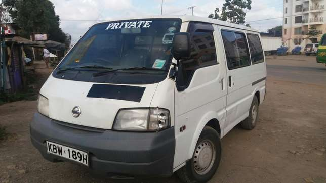 Nissan vanette manual petrol on sale Umoja - image 1