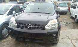 Black X-trail on sale: deposit accepted