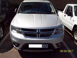 2015 Dodge Journey 3.6 RT Automatic