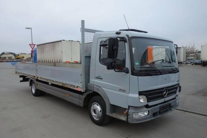 Mercedes-Benz Atego II 818*MAXI-PRITSCHE 7,2 METER*182.000KM* - 2006