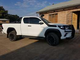 Toyota Hilux 2.4 GD-6 excab