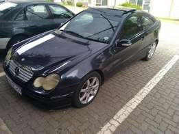 Mercedes Benz C230K Coupe FOR SALE