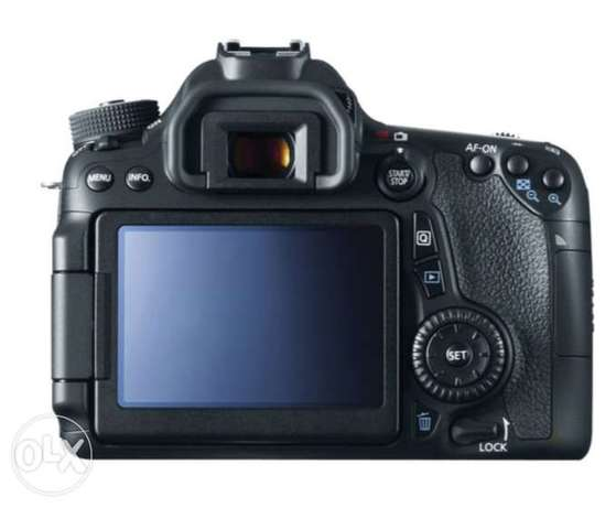 Canon 70D With 18-55mm Lens Highridge - image 3