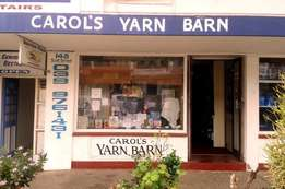 Wool and Haberdashery Craft Shop For Sale!