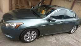Nigerian used 2010 Honda accord ex-L full options for Sale