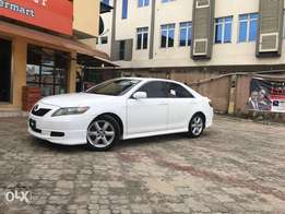 Toyota Camry 2007 SPORT, leather seat