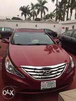 Hyundai sonata 2011 just registered