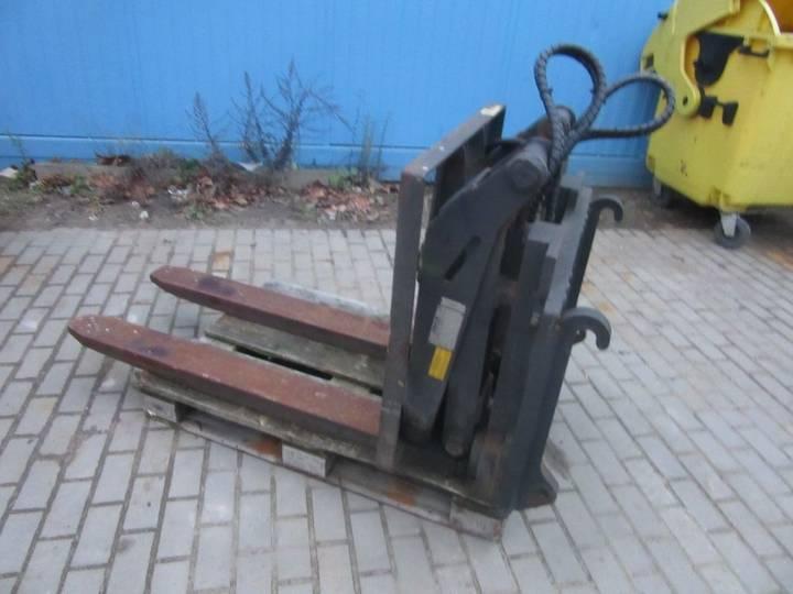 Stabau s5-schgz25 pallet fork - 2001 - image 2