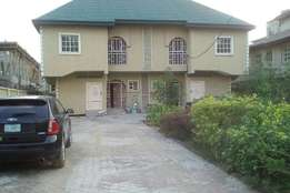Lovely 2 bedrooms flat at park view estate ago palace way Okota Lagos