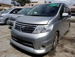 Nissan serena 2010 new arrival.