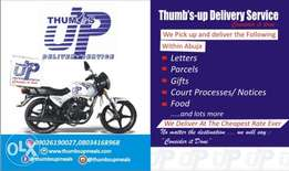 Thumbs up Delivery Services