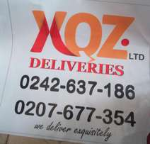 Delivery motor very express
