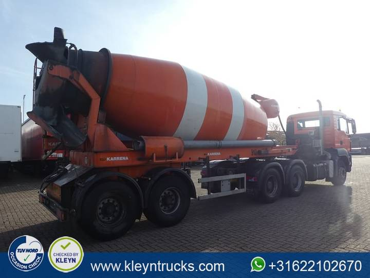 HOENKHAUS  KARRENA 12 M3 mixer trailer - 2008