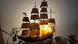 Ship table lamp