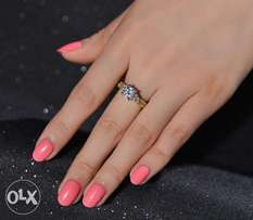 Exquisite Engagement Ring