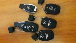 Mercedes benz key cover