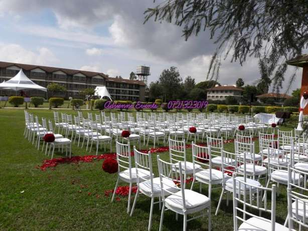 Hexagon tent, Foldable Chairs, Chiavari and Decor Services Westlands - image 3