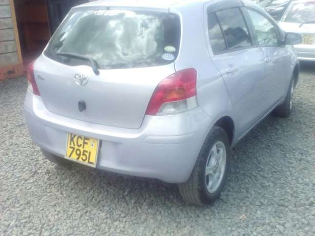 Toyota Vitz For Sale Ridgeways - image 1