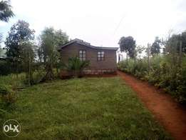 Well developed half acre of land in murera ,kamuchege.kiambu county