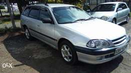 Toyota Caldina..Very clean and in perfect condition.