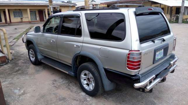 Clean Toyota 4 runner 1999 model for sale. Ethiope East - image 1
