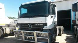 2006 Mercedes benz Actros 26:40 for sale