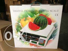 Digital price weighing scale for sale