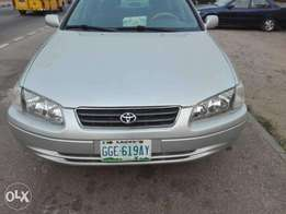 Neatly Used Toyota Camry 2000 Model