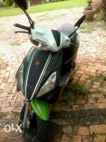 I need a bakkie to deliver my scooter from Durban to Johannesburg 010