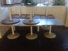 Good condition tables for sale