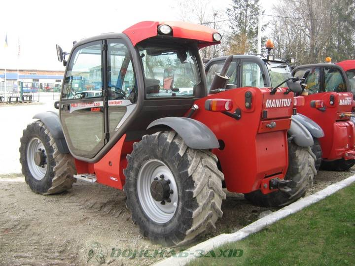 Agro Manitou MLT 735-120 LSU PS, 2011