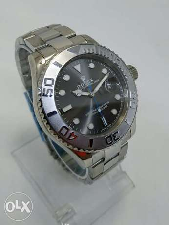 Rolex Yacht Master One Silver First Copy