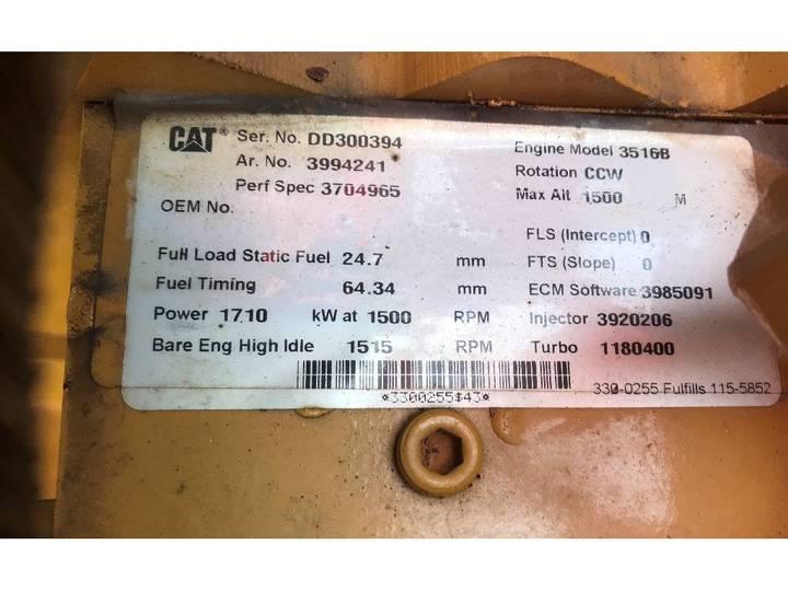 Caterpillar 3516B - 2.250 kVA Generator - DPX-25031 - 2014 - image 8